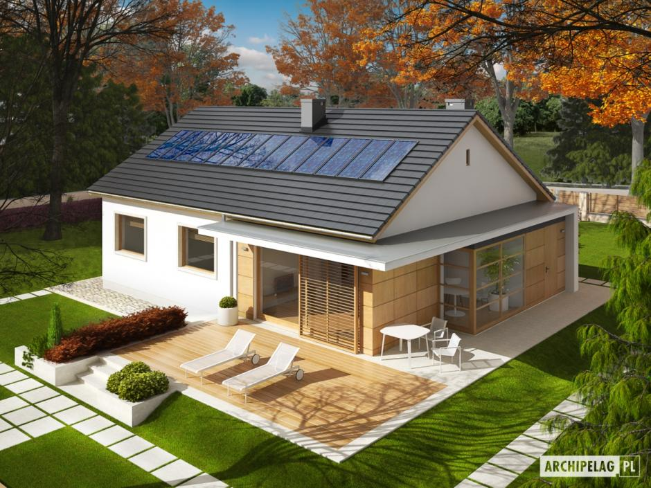 Proiecte de case moderne for Casa moderna romania