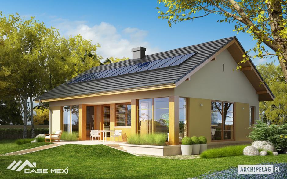 Proiecte de case moderne for Proiecte case parter