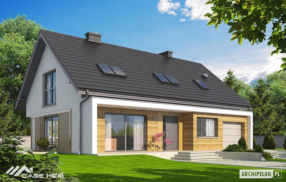 Modele de case case de vanzare structura metalica for Imagini case moderne
