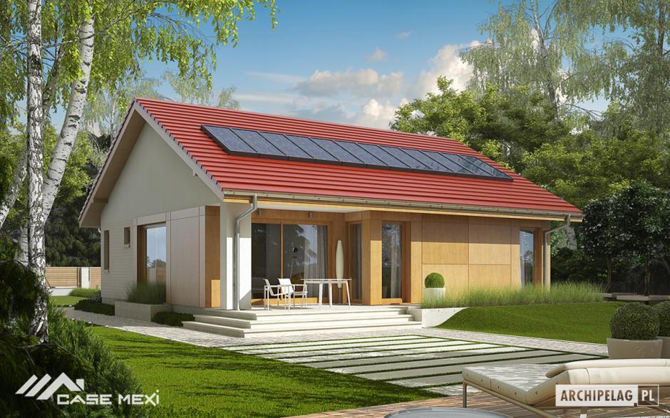 Perfect casa la parter rafael with case moderne for Mp arredamenti