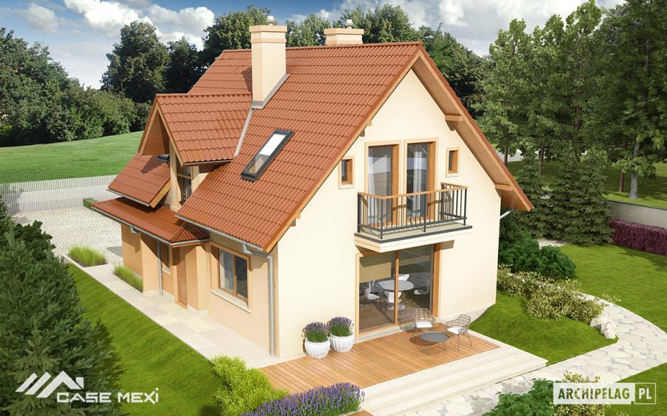 Proiecte de case moderne for Modele de case mici