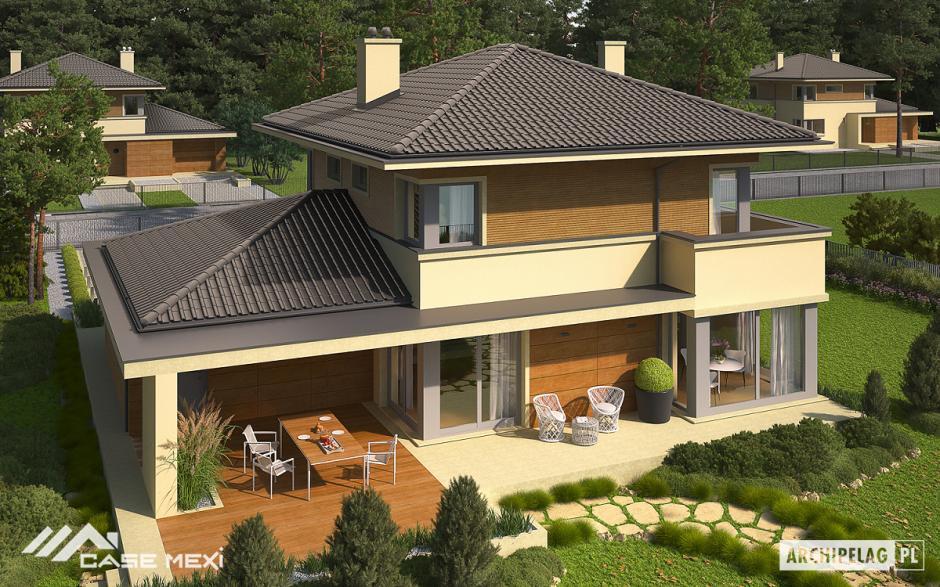 Casa cu etaj rodrigo iii g1 for Case cu etaj si garaj