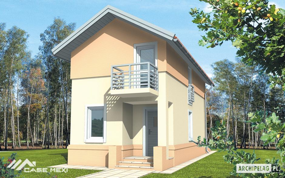 Casa cu etaj moniczka for Case cu etaj