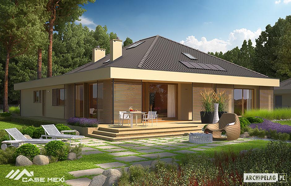 Proiecte case moderne case de vanzare structura metalica for Proiecte case parter
